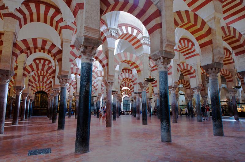 Mezquita-Catedral / Spain, Andalusia, Córdoba