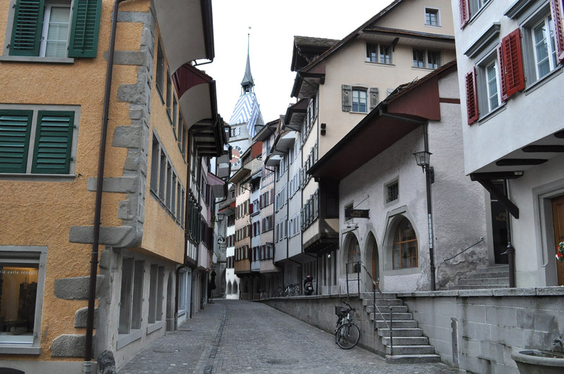 Ober Altstadt / Switzerland, City of Zug, Zug