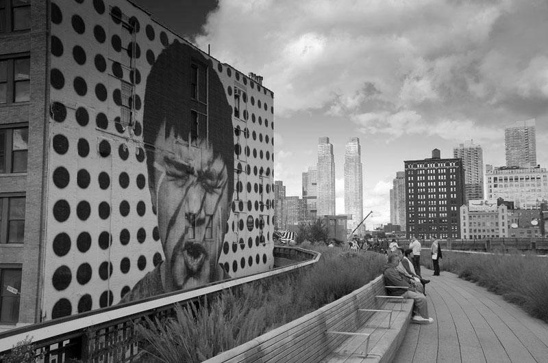 High Line / USA / New York