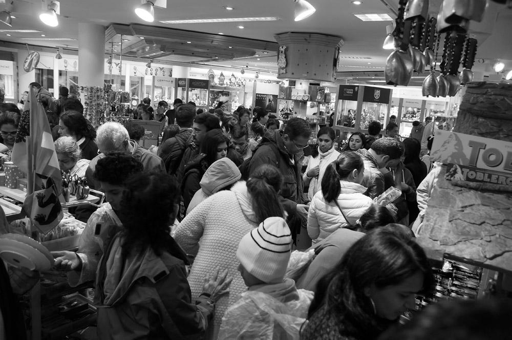 Shopping Time Luzern