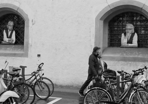 Streetfotografie Luzern